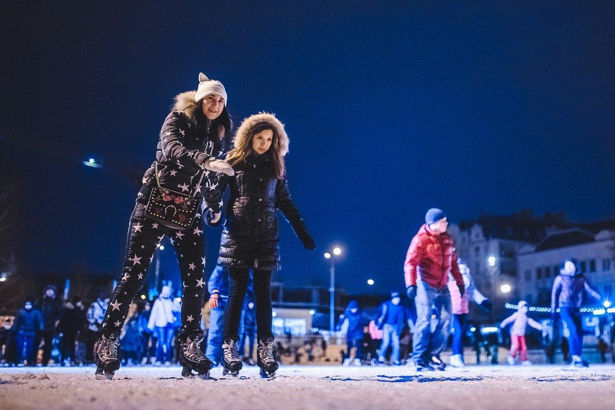 Выходные впарках искверах Казани 2019