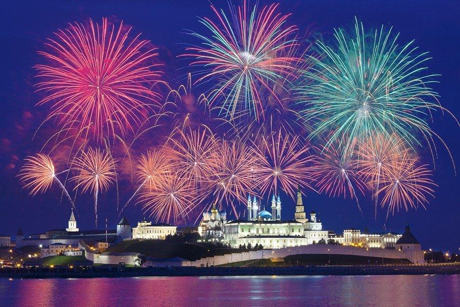 День города вКазанском кремле 2017