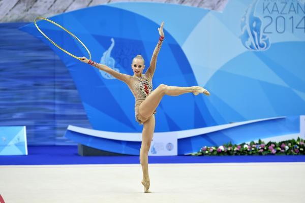 Кубок вызова FIG похудожественной гимнастике 2017