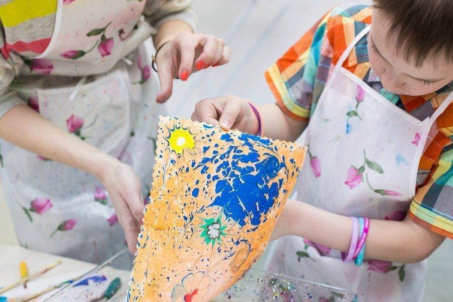 Детские мастер-классы вклубе «Кремлик» 2019