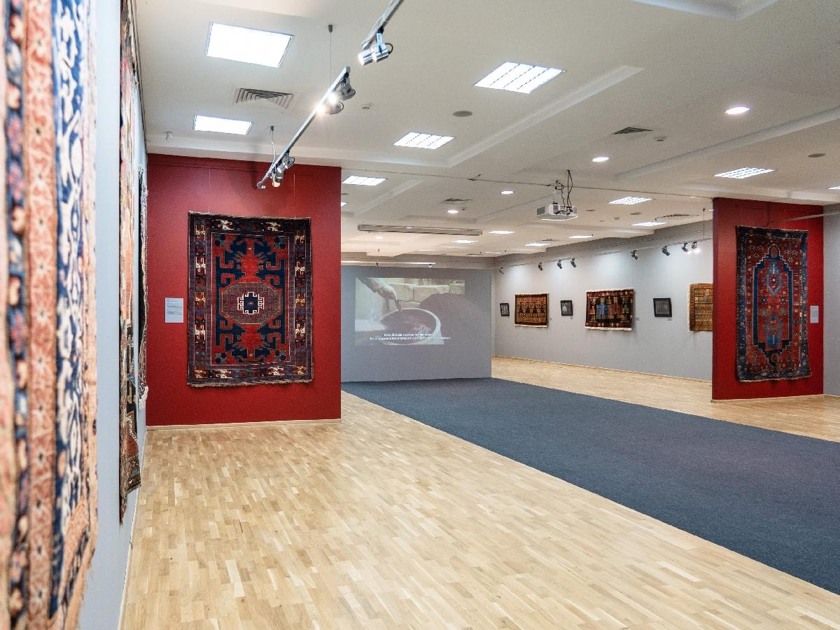Выставка «Искусство ковра– эволюция смыслов»