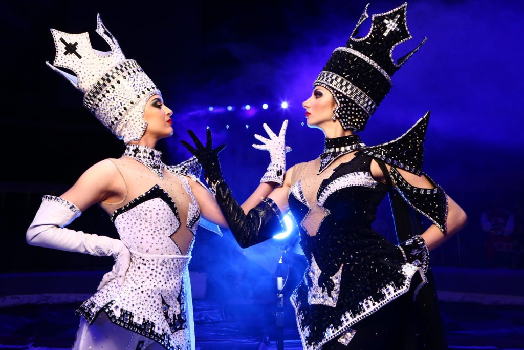 Цирковое шоу Гии Эрадзе «Баронеты» 2019