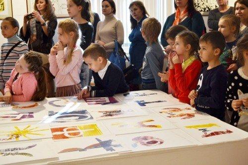 Выставка «Русский букварь»