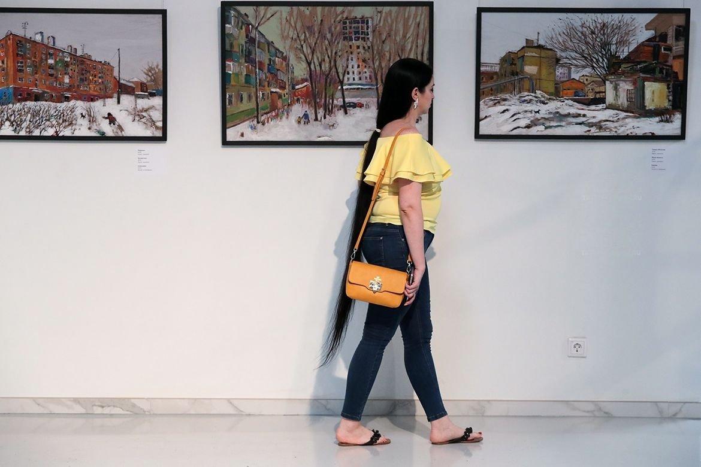 Выставка Ильгиза Гимранова «Хрущёвочки»