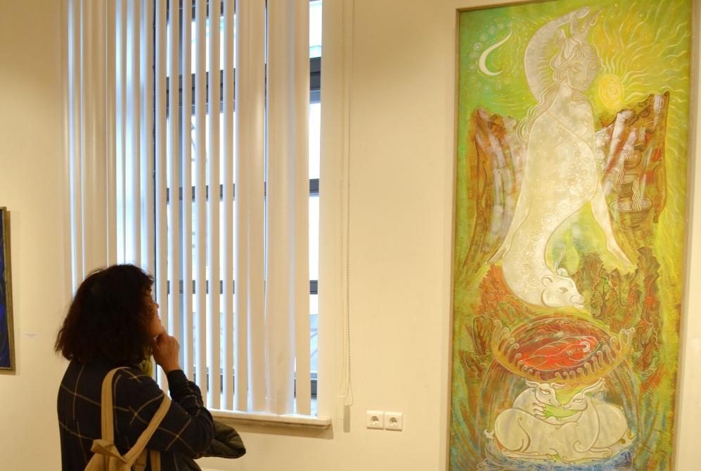 Выставка «Хранитель судьбы»