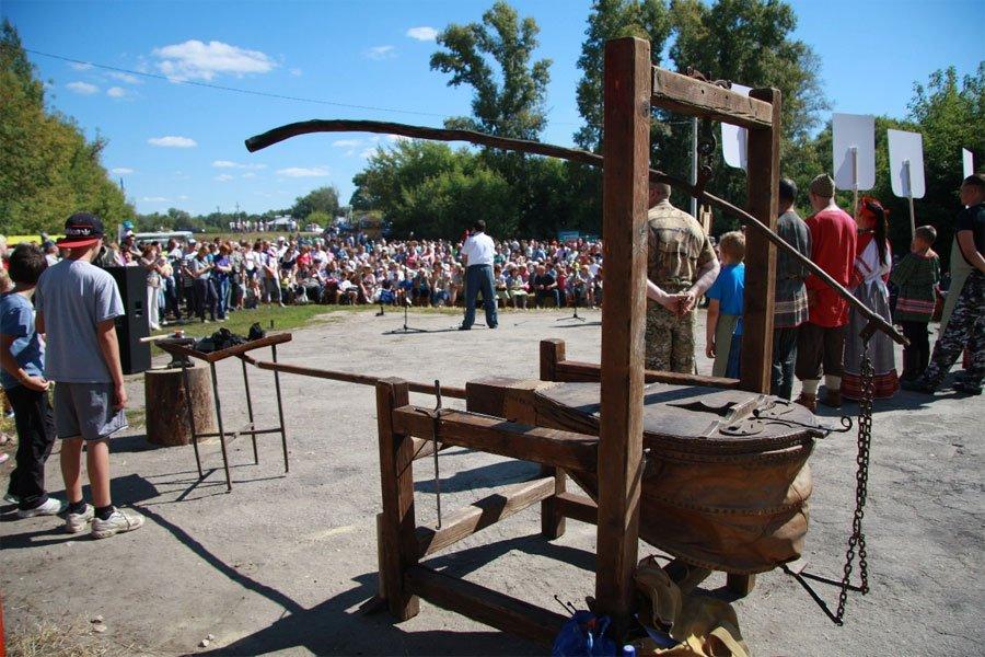 Казанский кузнечный фестиваль 2018