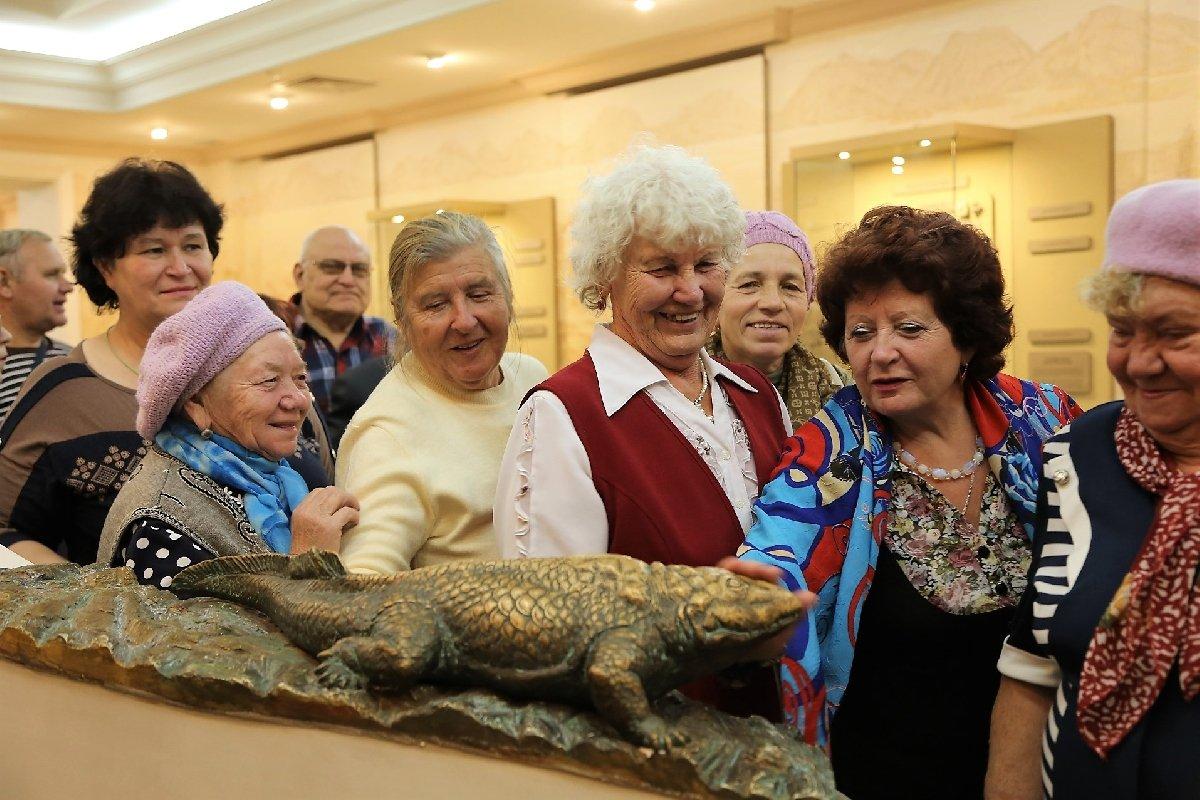 Декада пожилого человека вМузее истории Благовещенского собора 2018