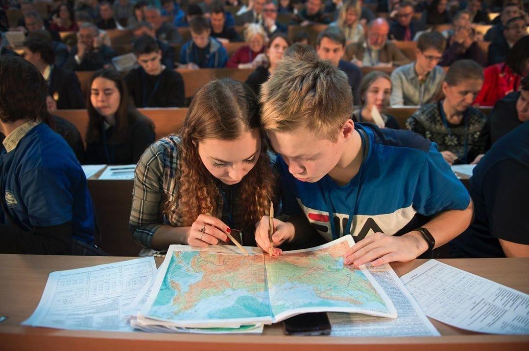 Географический диктант вНациональный музей РТ2019