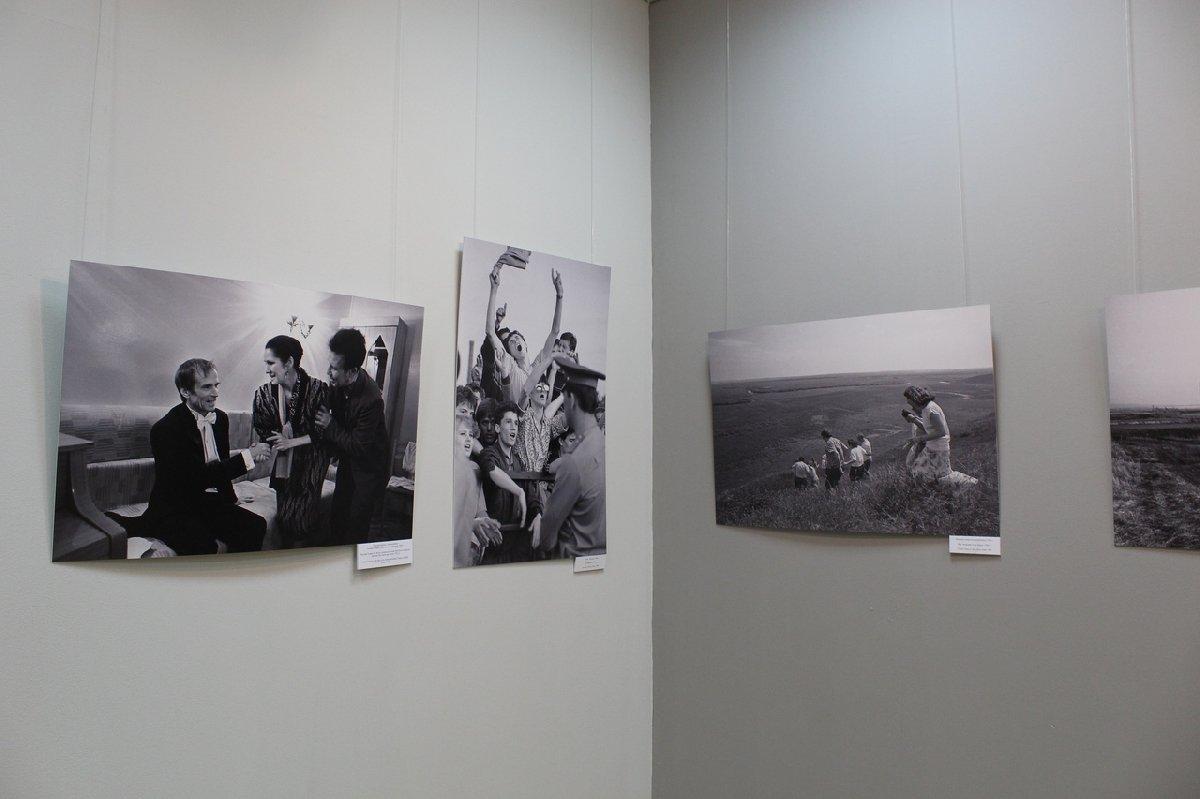 Выставка Рамиля Гали «Тимер кешеләр»— «Железные люди»