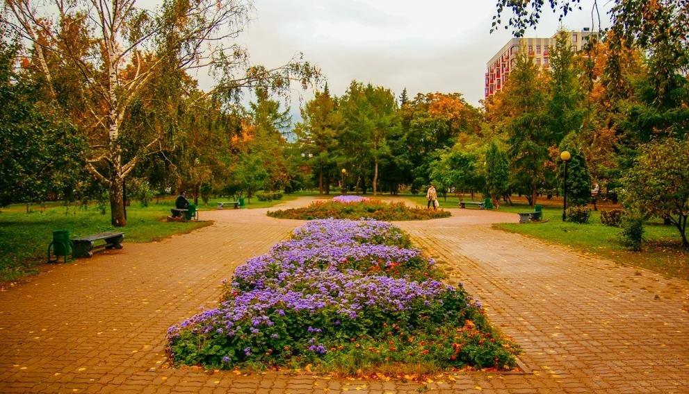 Сквер Николая Ершова (Чеховский сквер)