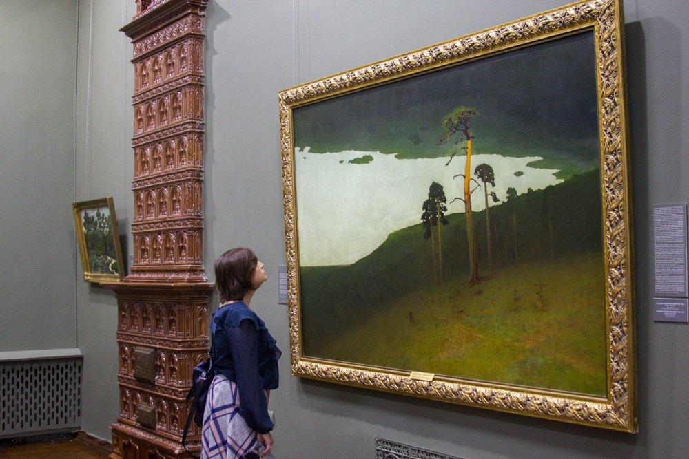 Выставка «Русское искусство XVI-начала XXвв»
