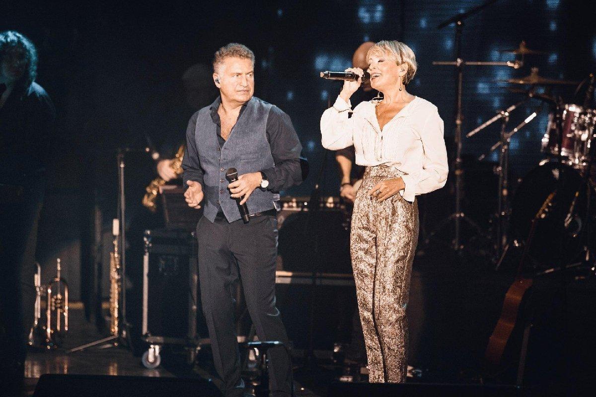 Концерт Леонида Агутина иАнжелики Варум 2018