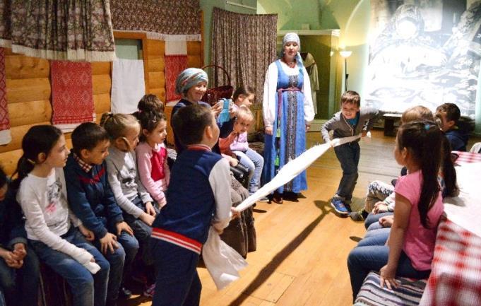 День защиты детей вНациональном музее РТ2018