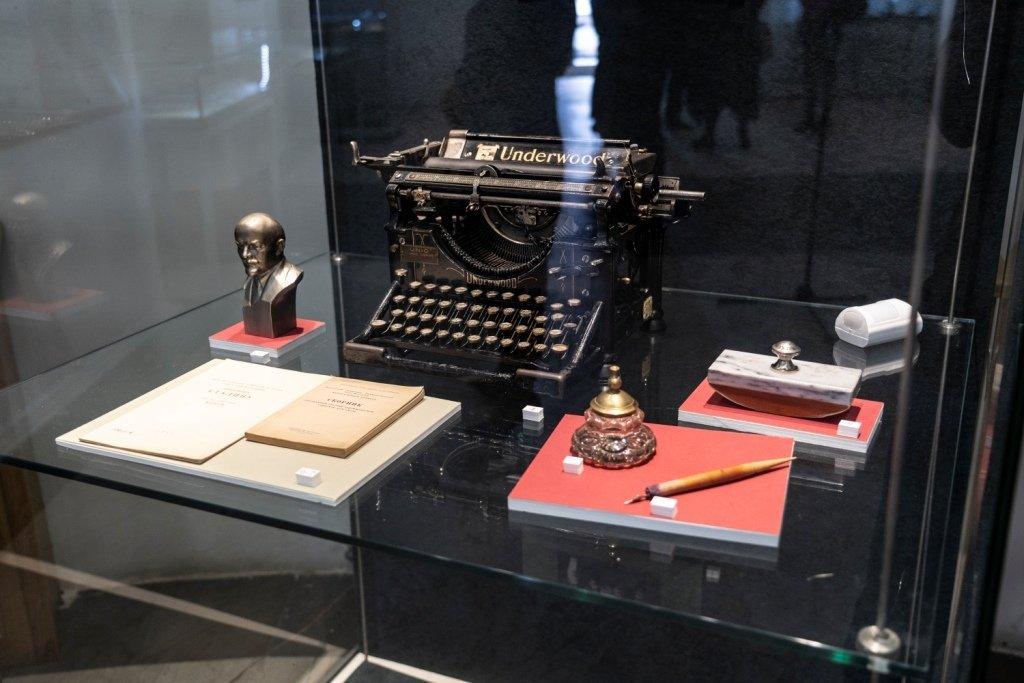 Выставка «Про комсомол— 100 лет. Время, события, люди»