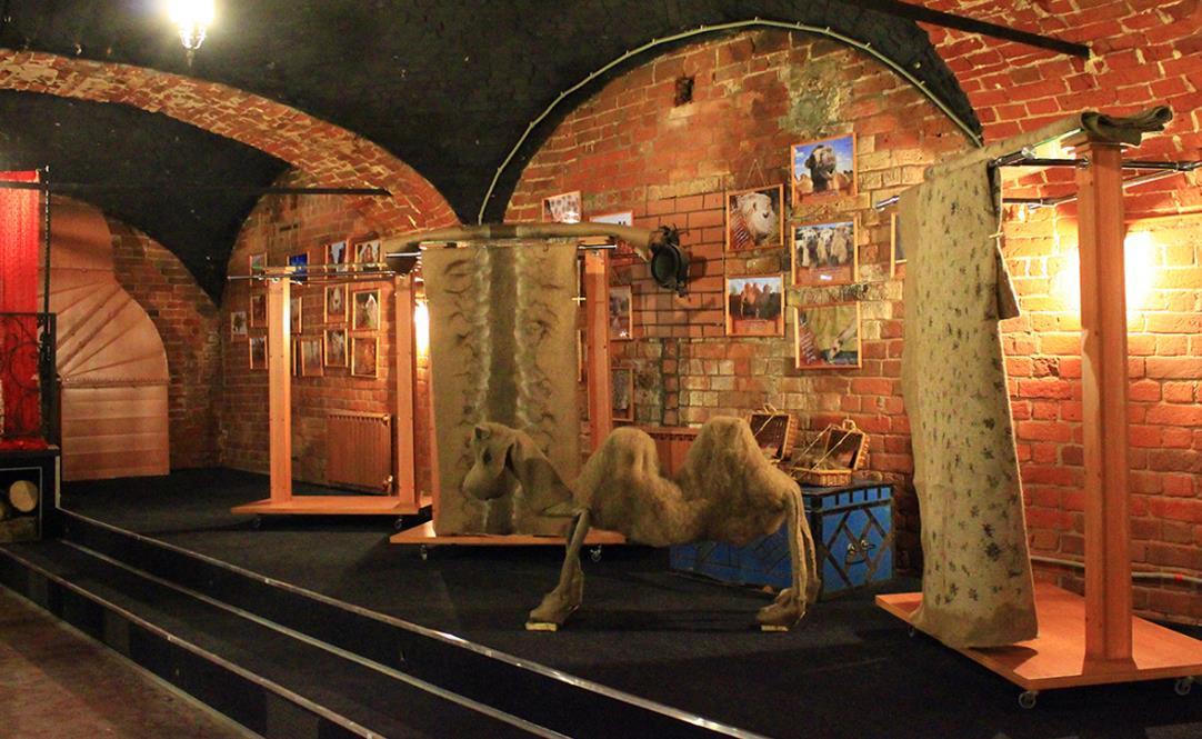 Дом Верблюда
