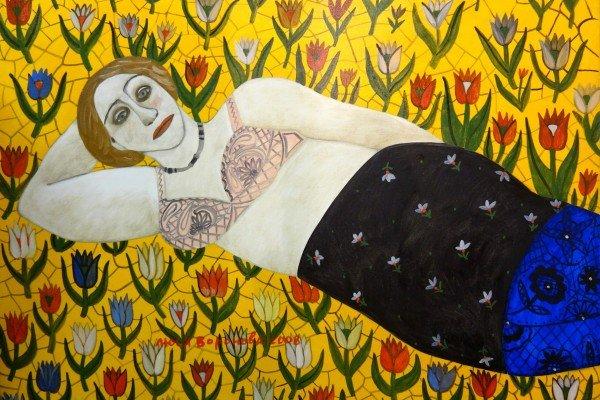 Выставка «Люся Воронова»