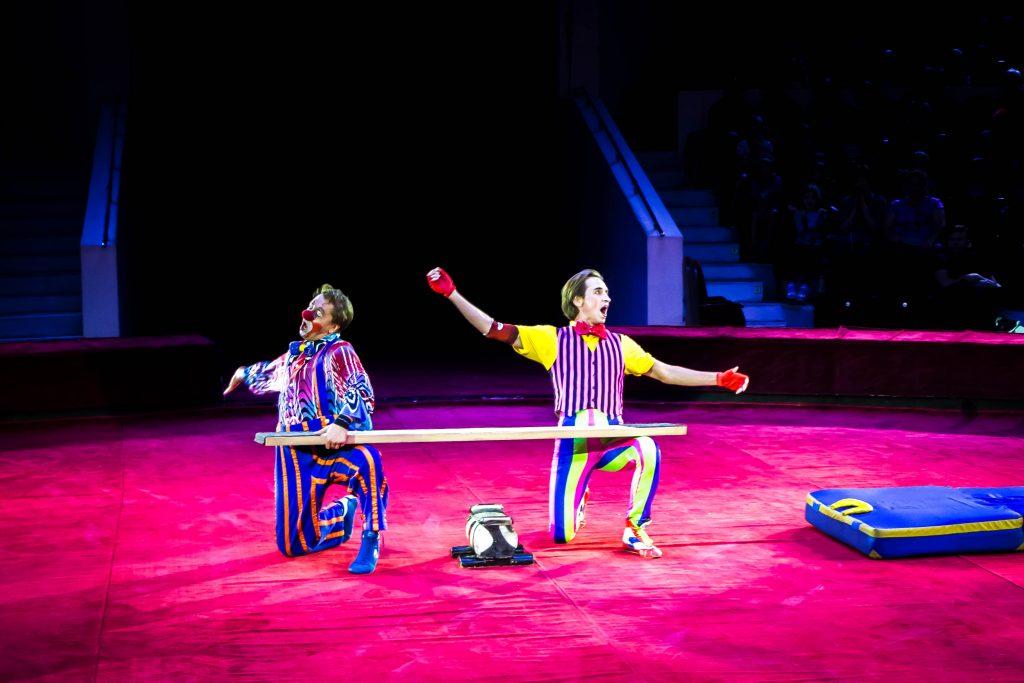 Цирковое шоу «Золотой Московский цирк» 2021