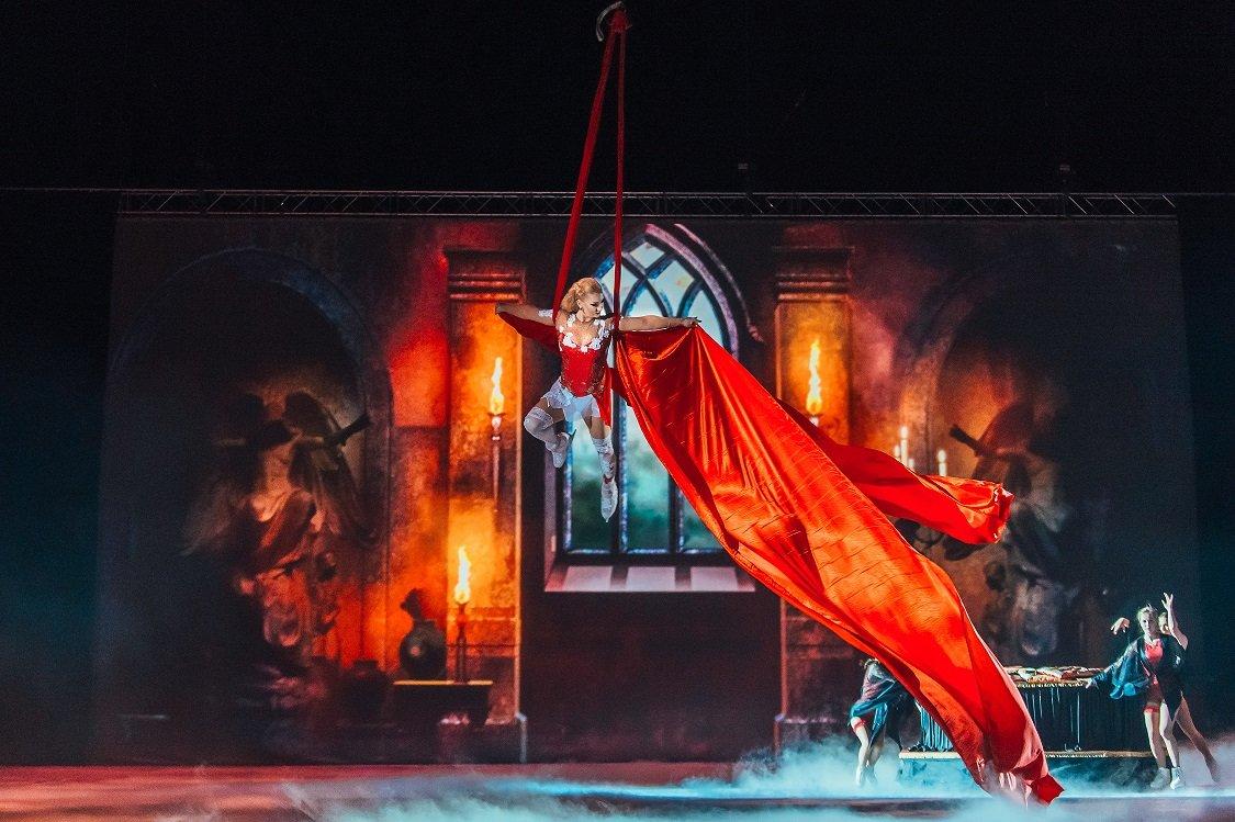 Ледовый мюзикл «Дракула. История вечной любви» 2019