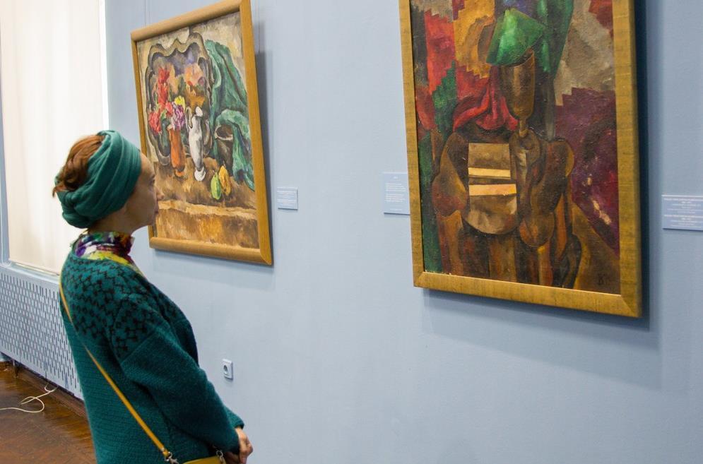 Выставка «Русская живопись конца XIX– начала XXвека»