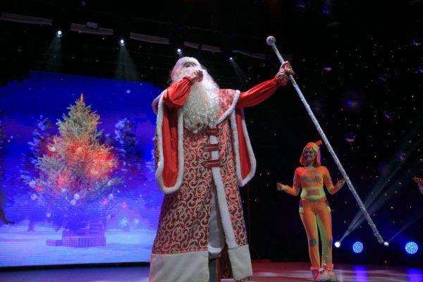 Шоу «Новый год втридевятом царстве» 2019