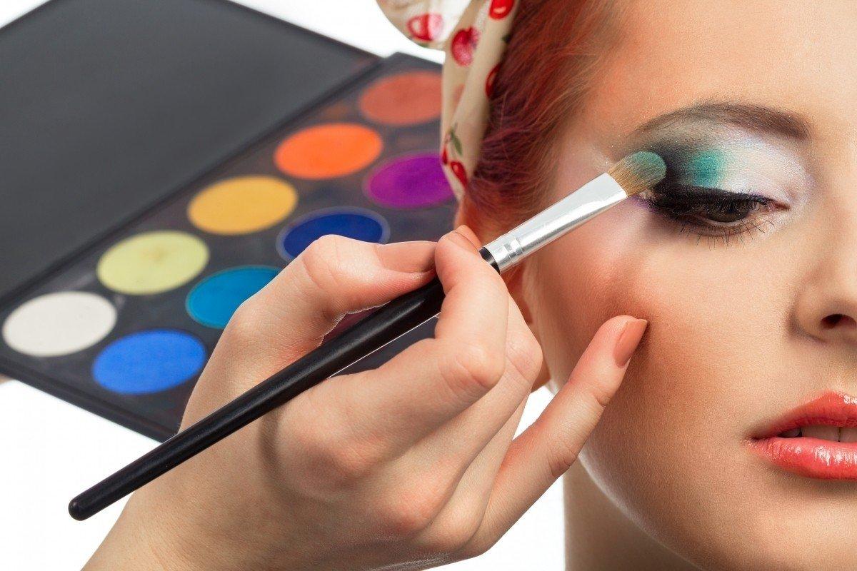 мастер класс по макияжу с картинками или позволить себе