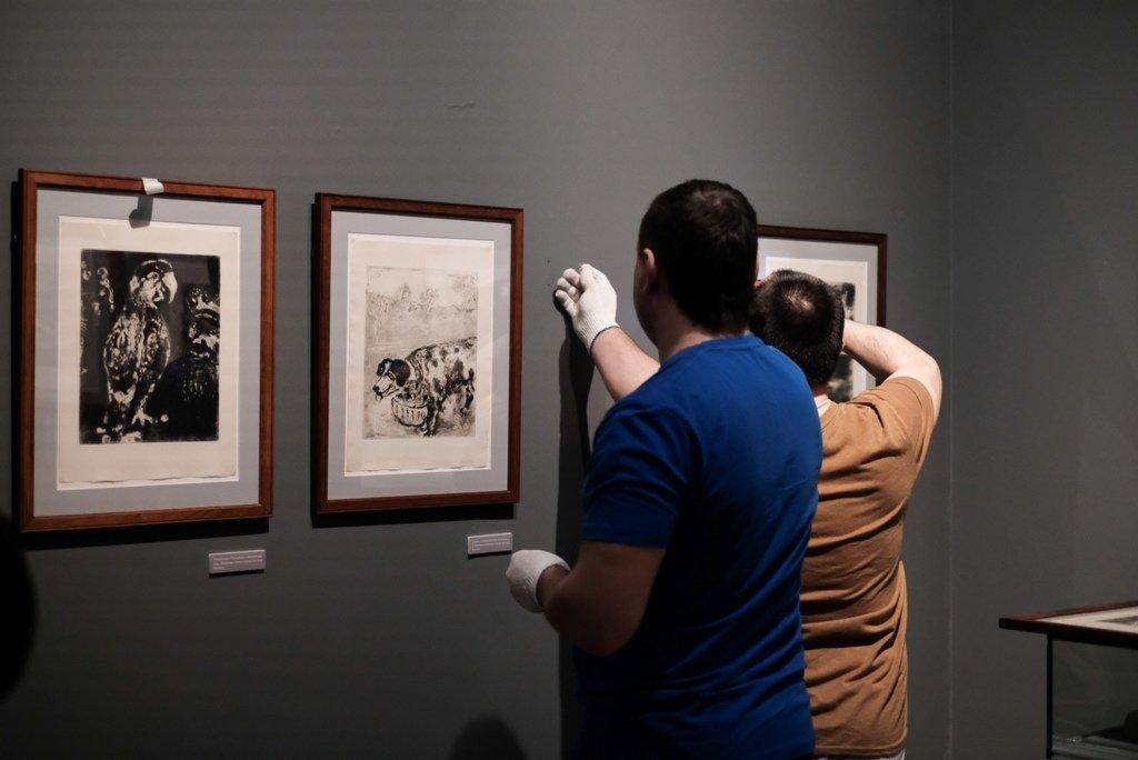 Онлайн-занятие «Музейное закулисье» 2020