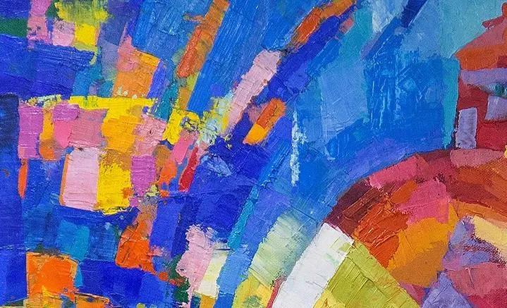 Выставка «Свобода цвета»