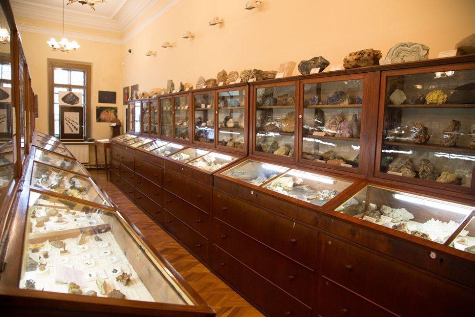 Геологический музей им. А.А. Штукенберга
