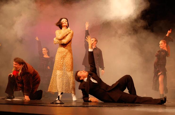 Спектакль «Мастер иМаргарита» 2018