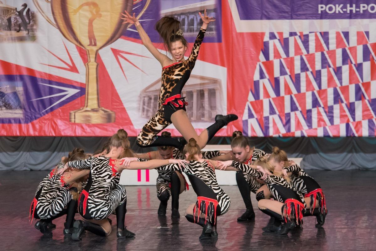 Соревнования поакробатическому рок-н-роллу онлайн 2020