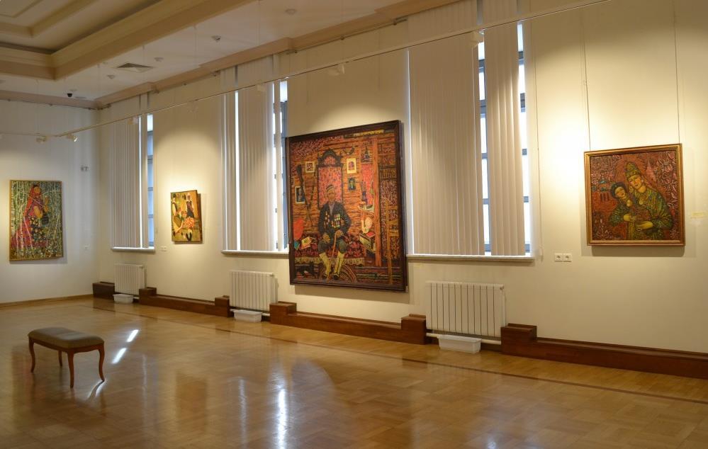 Выставка Ильдара Зарипова