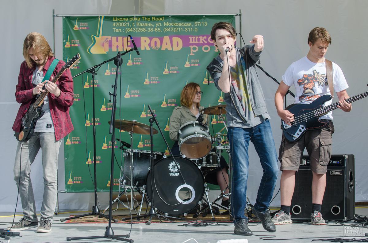 День рожденья Школы рока «The Road» 2017