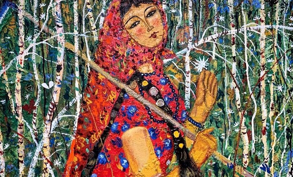 Виртуальная выставка работ Ильдара Зарипова