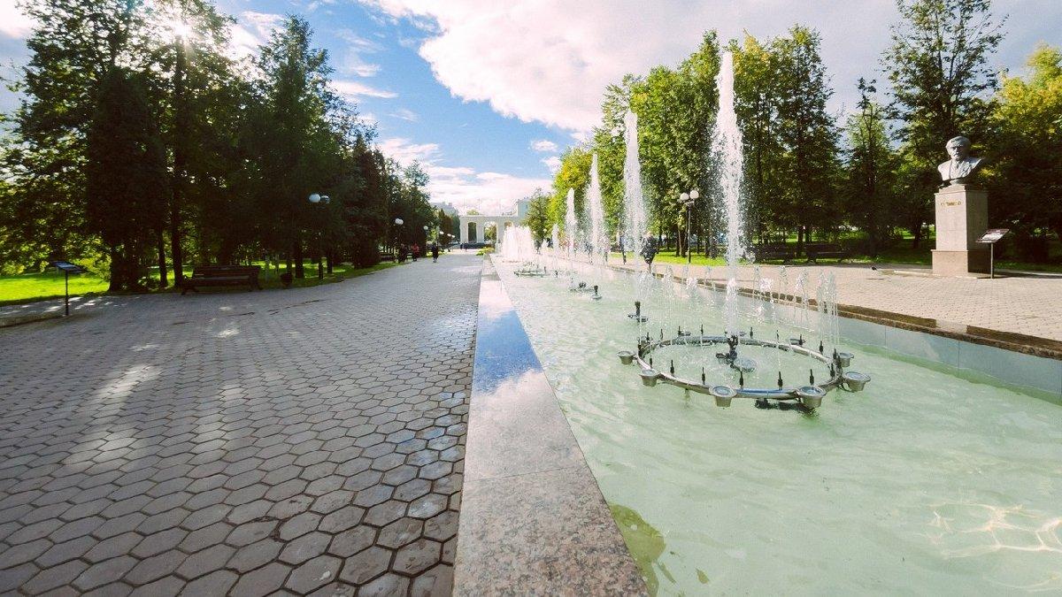 Парк «Крылья Советов»