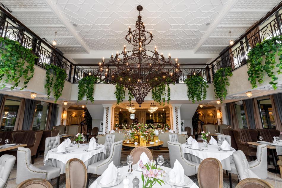 Ресторан «Бахча»
