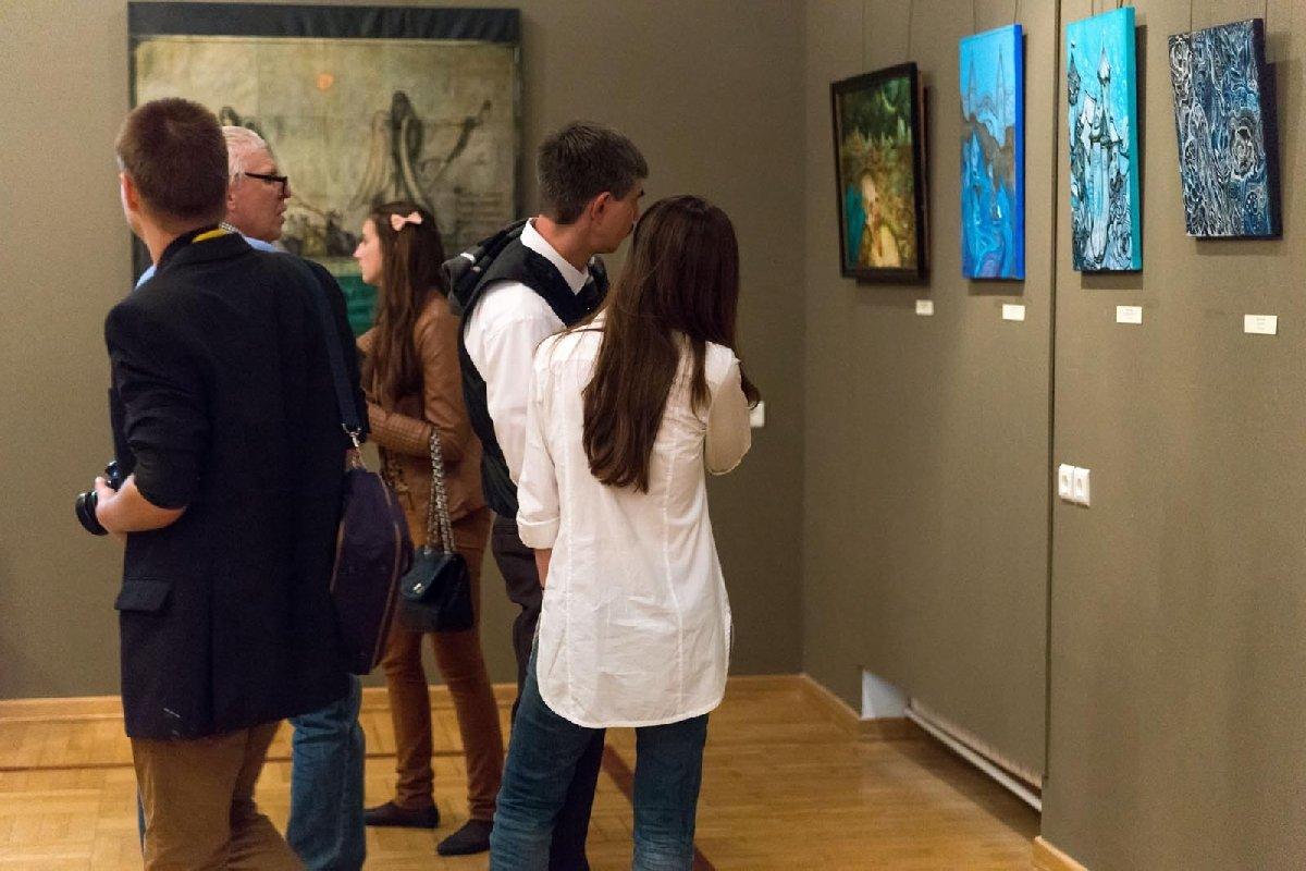 «Ночь музеев» вНациональной художественной галерее «Хазинэ» 2019