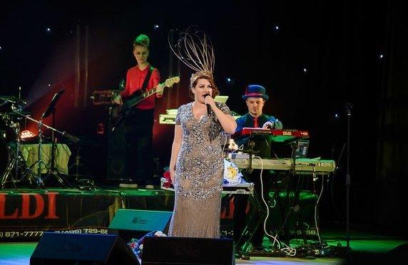 Сольный концерт Евы Польны 2017