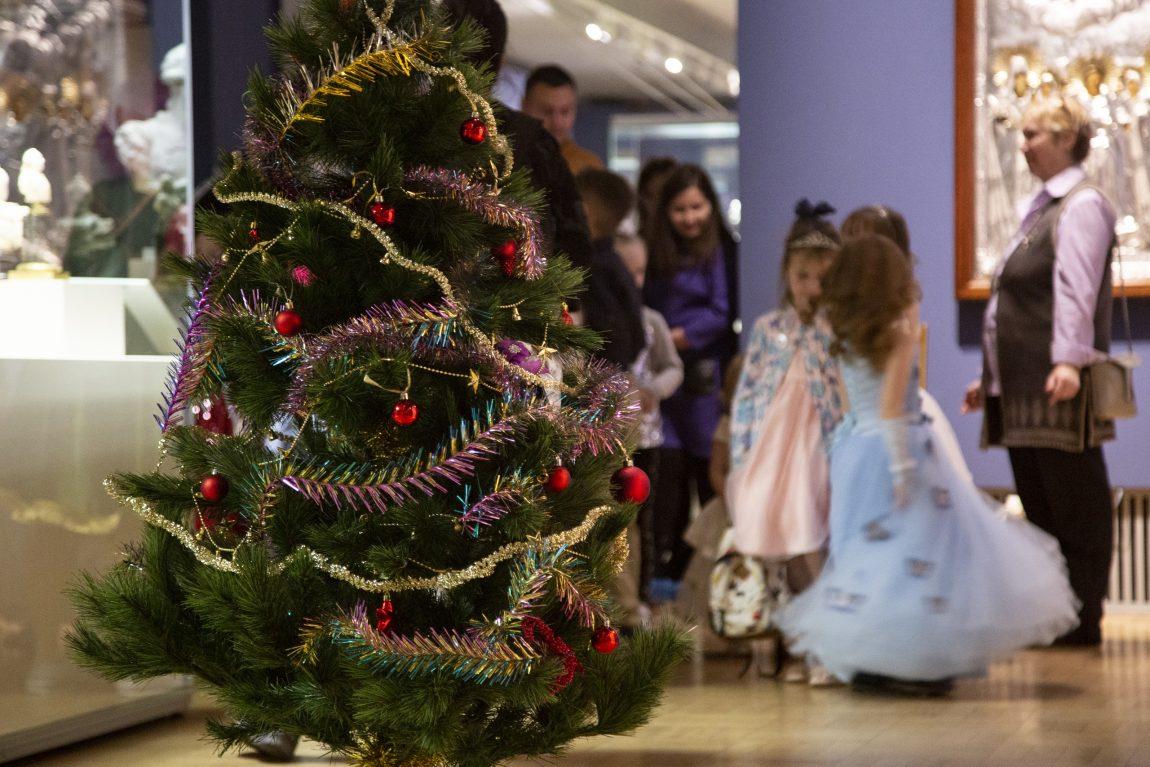 Новогодние мероприятия Музея-заповедника «Казанский Кремль» 2020/2021