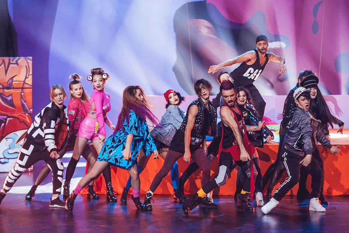 Шоу «Танцы наТНТ» 2018