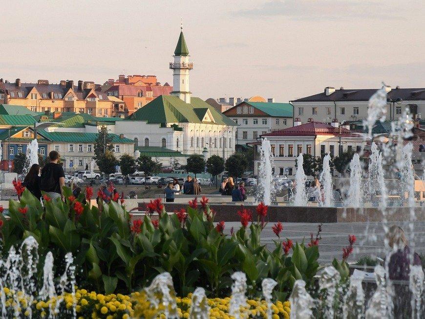 Цикл экскурсий «История улиц Казани»