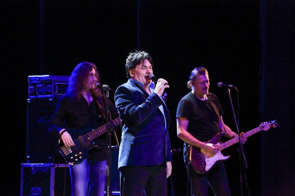 Концерт Александра Серова 2019