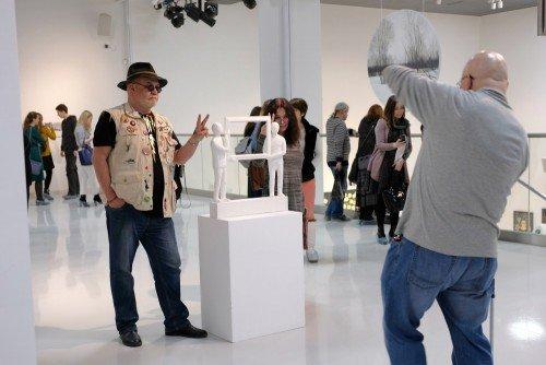 Выставка Егор Плотников «Минута допробуждения»