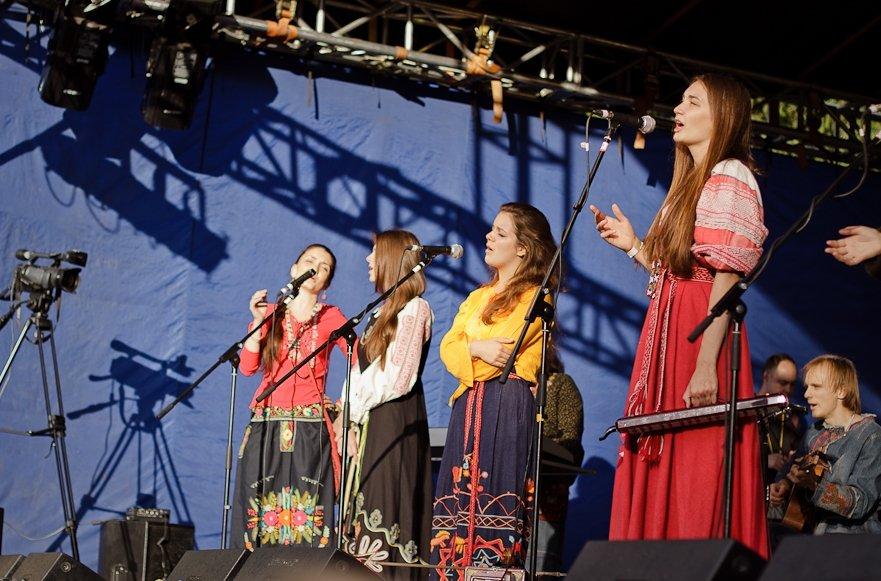 Этнический фестиваль «Крутушка» 2017