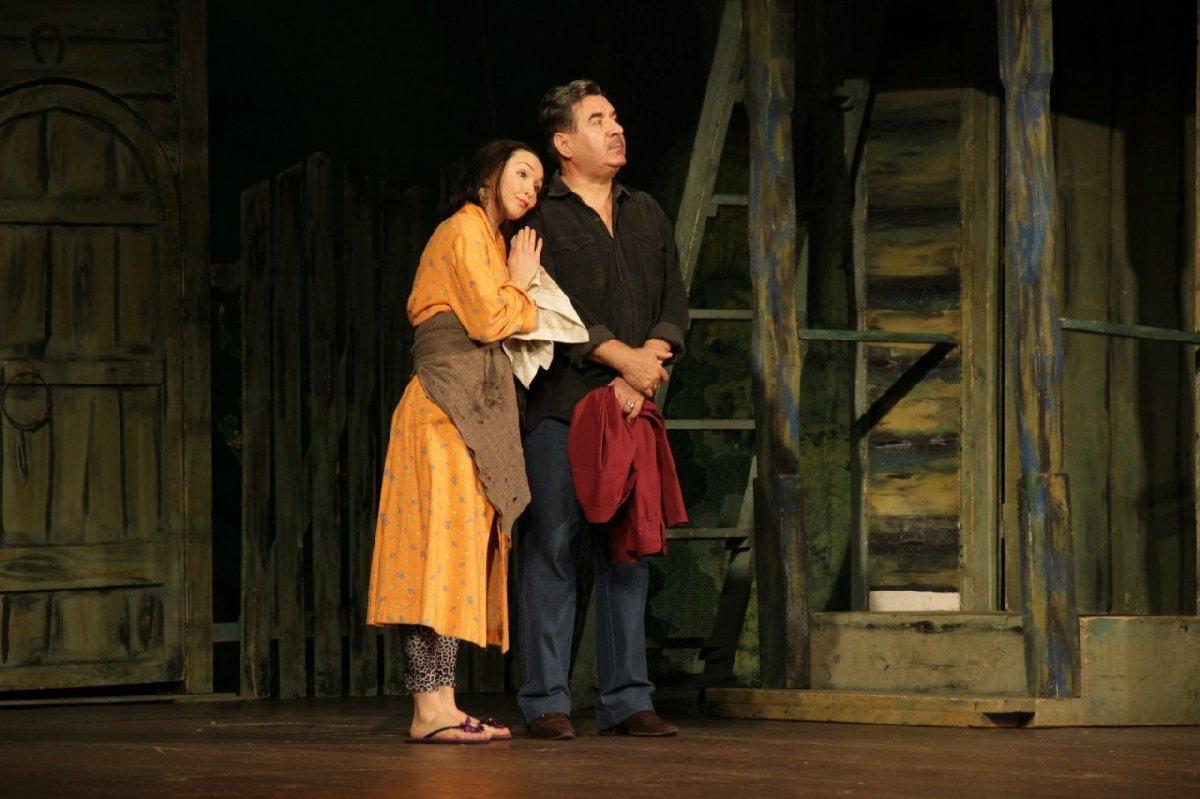 Спектакль «Одна капля любви» 2017