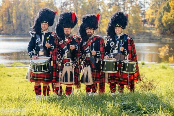 Концерт «Легенды Ирландии иШотландии. Волынки иОрган» 2017