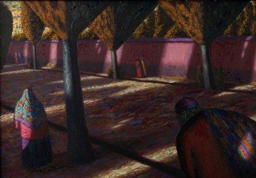 Выставка Александра Акилова «К солнцу»