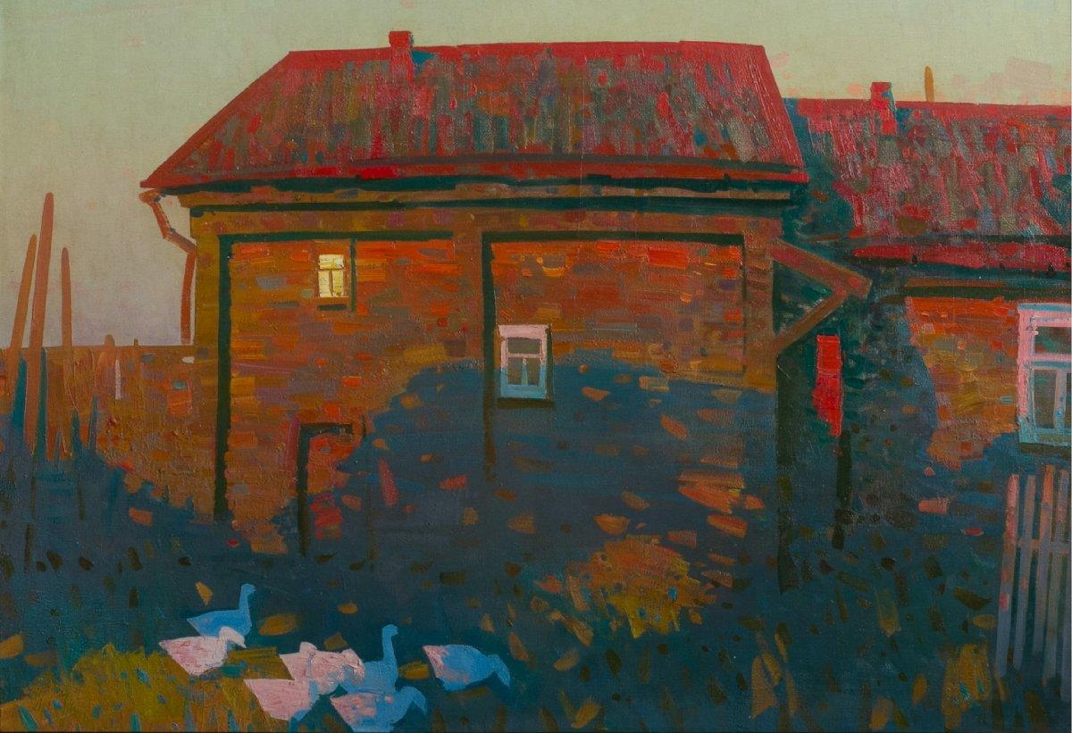 Выставка А. Федотова «Времена года»