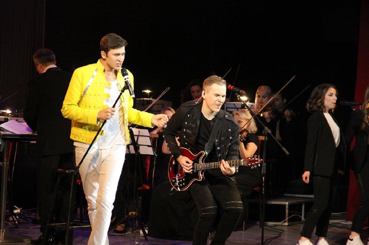 Концерт группы Radio Queen 2020