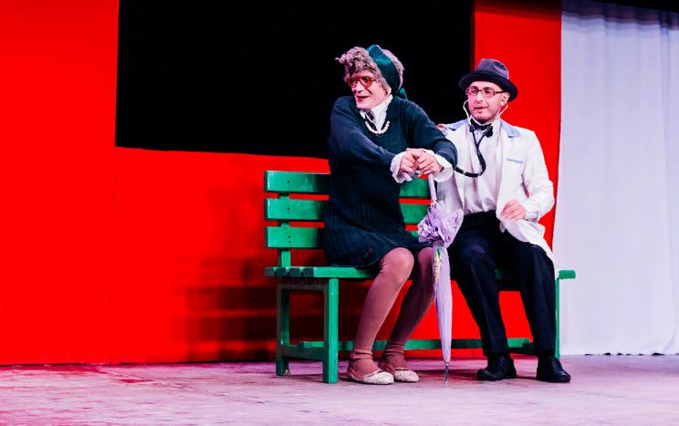 Спектакль «Примадонны» 2020
