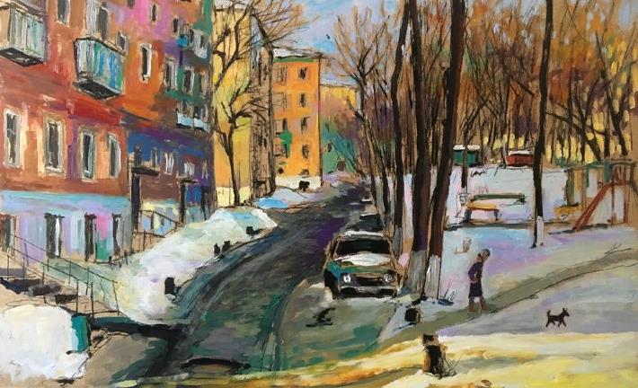 Выставка Ильгиза Гимранова «Вам быздесь побывать»